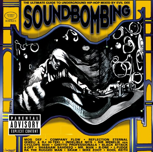 Soundbombing (Explicit Version)