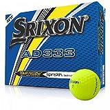 Srixon AD333Tour jaune–Modèle...