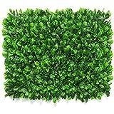 حائط أخضر على هيئة شبك - سياج لديكور الحدائق