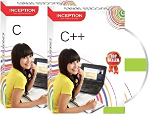 INCEPTION INDIA Learn C and C++ (2 CDs)