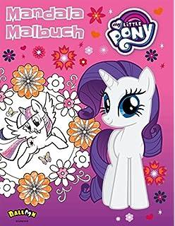 Diy Gestalte Zwei Niedliche My Little Pony Amazon De Elektronik