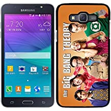 FUNDA CARCASA PARA Samsung Galaxy Grand 3 THE BIG BANG THEORY FOTO GRUPO MOD.2