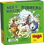 HABA 301589 - Mix-Max-Räuber Spiel