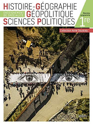 Histoire Géographie Géopolitique Sciences Politiques 1re Manuel élève 2019