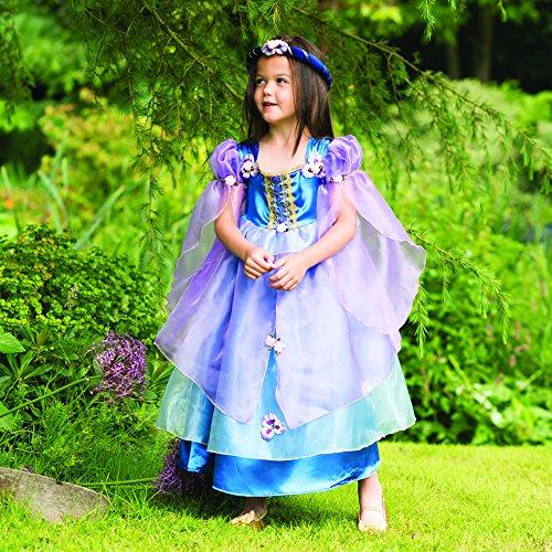 Amscan Kleid bis Orc Orchideen Maiden Kleid bis, Mädchen, nicht massiv Farbe, 3-5Jahre -