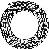 Oventrop Copipe Mehrschicht-Verbundrohr Copipe HS PE-Xc/AL/PE-Xb, Wellrohr 20 x 2,5 mm, 50 m Ring 1501260