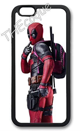 coque deadpool iphone 7