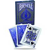 Bicycle Metalluxe Blue Playing Cards