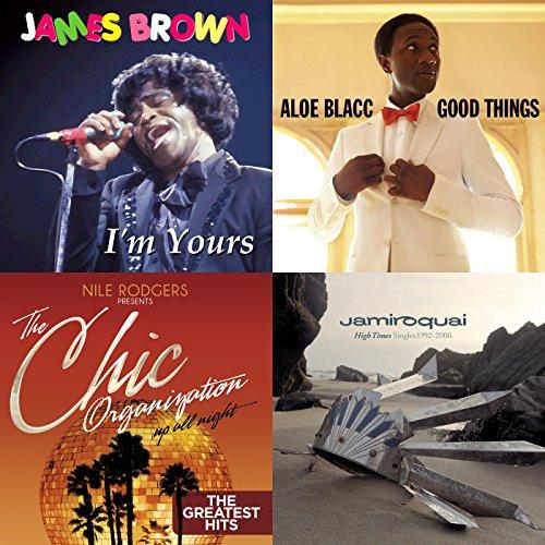 Funk, Soul & Motown
