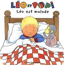 Léo est malade