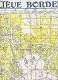 1 PLAN DEPLIANT EN COULEURS DE : BANLIEUE BORDELAISE - DE DIMENSION 55 Cm X 90 Cm ENVIRON....
