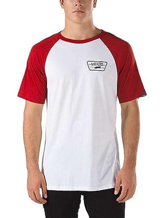 tee shirt vans rouge