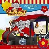 Folge 34 - Benjamin Blümchen als Lokomotivführer