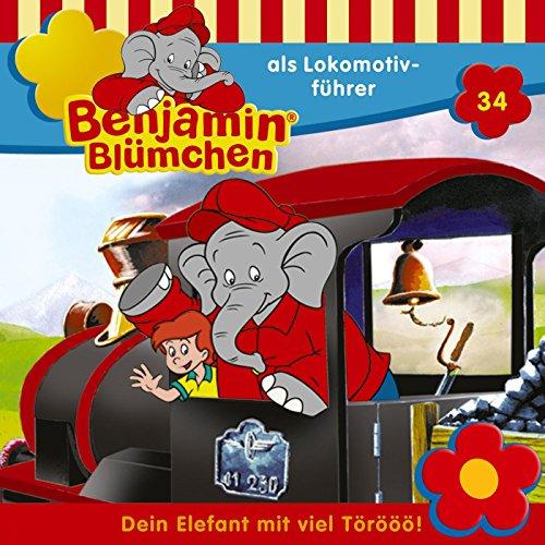 Platz 9: Benjamin Blümchen