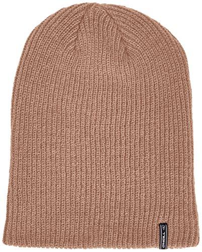 O'Neill Herren Mütze AC Dolomiti Beanie, Woodchip Brown, One size, 454120