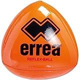 TRICK Reflexball · UNIVERSAL Reaktionsball für Kinder & Jugendliche & Erwachsene · ERREÀ Fußball Rugby Handball Hockey Schule etc. · TRAINING Ball für Spaß-Übungen Größe ONESIZE, Farbe orange-schwarz