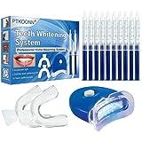 Kit de blanqueamiento dental,Blanqueador de Dientes,Kit de Blanqueamiento,Teeth Whitening Kit,Contra Dientes Amarillos,Mancha