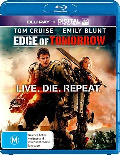 Preisvergleich Produktbild edge of tomorrow - live die repeat (1 Blu-ray)