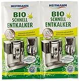Heitmann Bio-Schnell-Entkalker 2 x 25g, 5er Pack (5 x 50 g)