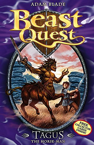 Beast Quest: Tagus the Horse-Man Cover Image
