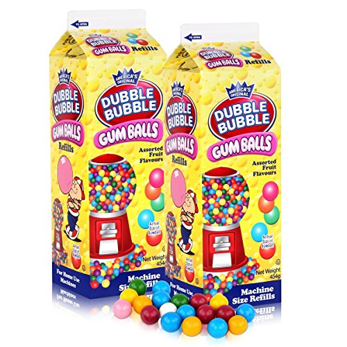 - Bubble Gum Maschinen