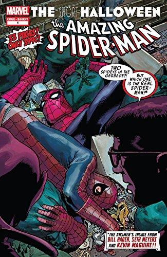 (Spider-Man: The Short Halloween (2009) #1)