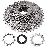 Fiets cassettes, 9-12 compartimenten 32/36/42/46T mountainbike vrijloop cassettes kettingwiel voor racefiets mountainbike