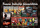 Francis Durbridge Gesamtedition (9 DVDs + 3CDs + Buch)