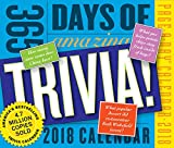 365 Days of Amazing Trivia Page-A-Day Calendar 2018