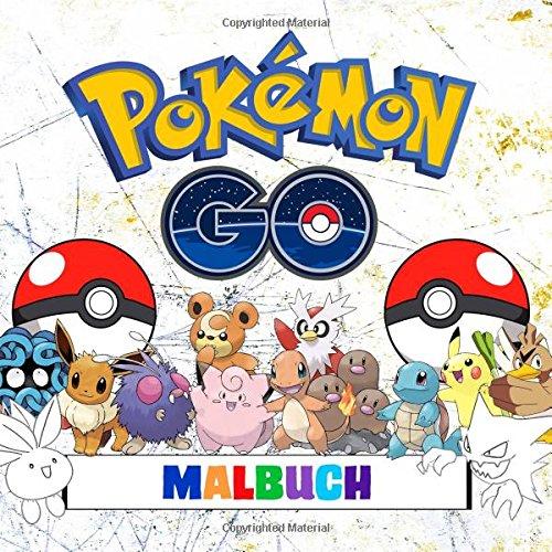 Pokémon Go Malbuch - 251 Ausmalbilder: Enthält alle Pokémon der Erste und Zweite Generation (251) - Game Boy: Pokémon Editions Grün, Rot, Blau, Gelb, Goldene, Silberne und Kristall.