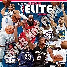 NBA Elite 2019 12x12 Wall Calendar