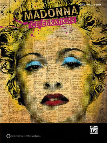 Madonna: Celebration: Piano/Vocal/Guitar