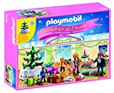 PLAYMOBIL 5496 Advent calendar 'Christmas eve'