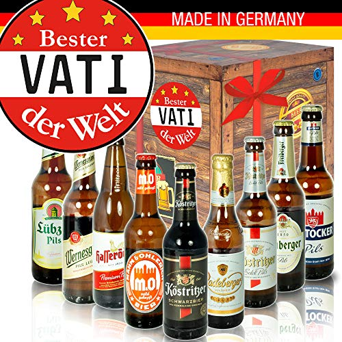 Bester Vati | Biersorten Ostdeutsch | Vatertagsgeschenke