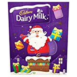 Cadbury Dairy Milk Chocolate Advent Calendar, 90 g