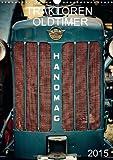 TRAKTOREN OLDTIMER (Wandkalender 2014 DIN A3 hoch): Historische Fahrzeuge (Monatskalender, 14 Seiten)