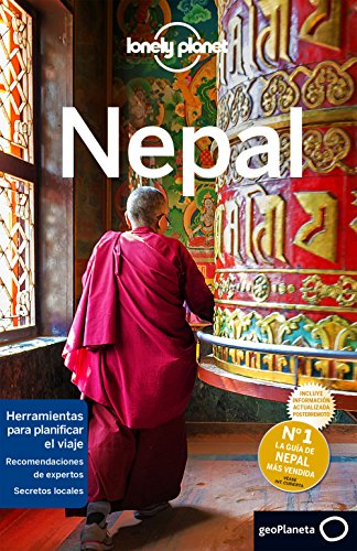 Lonely Planet Nepal (Lonely Planet Spanish Guides) por Bradley Mayhew, Lindsay Brown, Stuart Butler