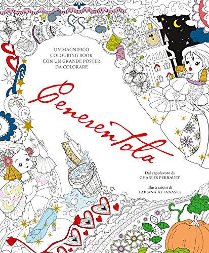 Cenerentola. Colouring book por Fabiana Attanasio