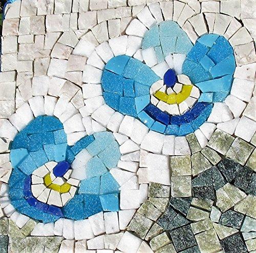 occhi-della-madonna-non-ti-scordar-di-me-fiore-kit-mosaico-darte-14x14-cm-tessere-per-mosaici-in-mar
