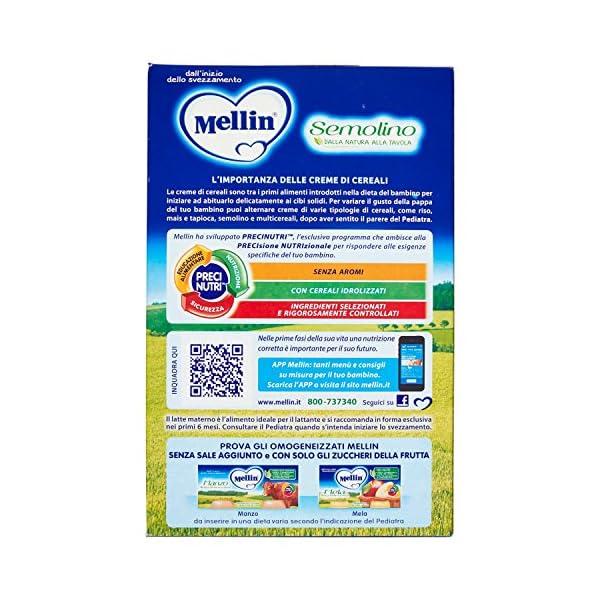 Mellin Semolino - 200 g 3 spesavip