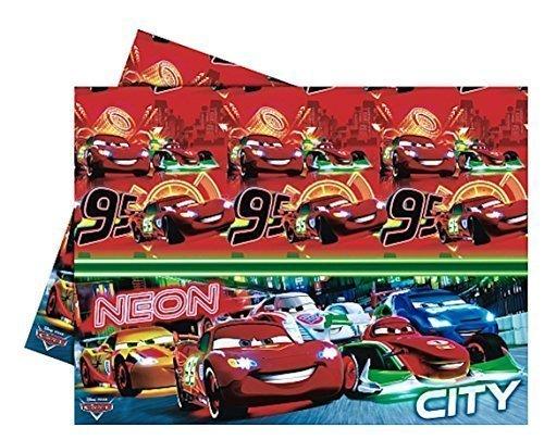 disney-pixar-cars-neon-city-large-plastic-tablecover-120cm-x-180cm-2-ply-party-tableware