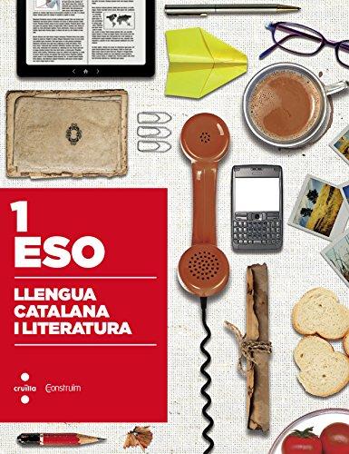 Llengua catalana i literatura. 1 ESO. Construïm - 9788466138420 por Núria Martín Comas