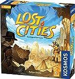 Thames & Kosmos - Lost Cities, Gioco di Carte [Lingua Inglese]