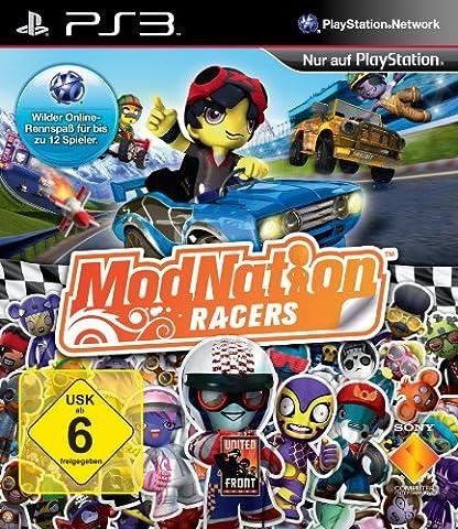 ModNation Racers (Mario Bros Ps3)