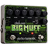 Electro Harmonix 665212 Effet de Guitare électrique avec Synthétiseur filtre Deluxe Bass Big Muff PI