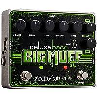 Electro Harmonix 665212-Effekt Elektrische Gitarre mit Synthesizer Filter Deluxe Bass Big Muff Pi