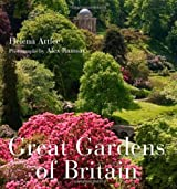 Great Gardens of Britain by Helena Attlee (2011-07-26)
