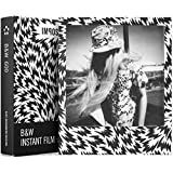 "'Impossible Monochrome photo instantané Film ""Limited Edition Eley nobusuke Moto design pour appareil photo Polaroid 600 avec 8 coups"