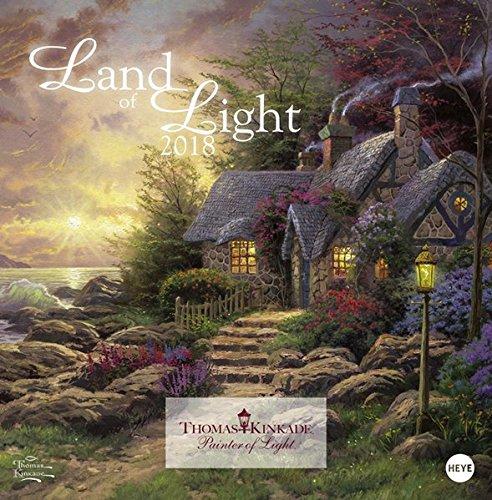 Land of Light Broschurkalender - Kalender 2018