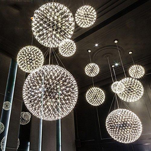 Deckenleuchter, LED-Feuerwerk Funke Ball Postmodern ...